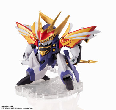 Bandai NXEDGE STYLE [MASHIN UNIT] SeiRyumaru Action Figure