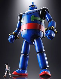 Bandai Soul of Chogokin GX-24R Tetsujin 28 (1963) Music Ver. Action Figure