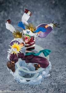 Bandai Figuarts Zero Buggy the Clown PVC Figure