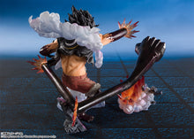 Load image into Gallery viewer, Bandai Figuarts Zero One Piece Monkey D. Luffy Fourth Gear -Snake Man King Cobra