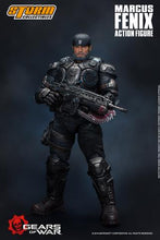 Load image into Gallery viewer, Storm Collectibles Gears of War Marcus Fenix Action Figure