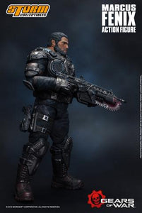 Storm Collectibles Gears of War Marcus Fenix Action Figure