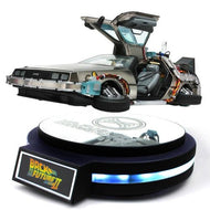 Kids Logic Back To The Future ML02 1/20 Magnetic Floating DeLorean Time Machine