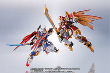 Load image into Gallery viewer, Bandai Tamashii Nations Metal Robot Spirits Liubei GUNDAM & Caocao Gundam  (REAL TYPE Ver.)
