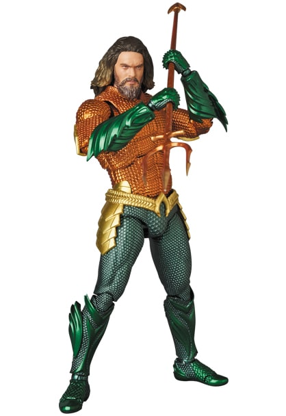 Medicom Toy Mafex No.95 DC Aquaman