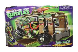 Playmates Toys Teenage Mutant Ninja Turtles Shellraiser