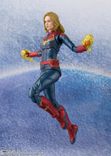 Load image into Gallery viewer, Bandai S.H.Figuarts Marvel Captain Marvel