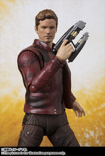 Load image into Gallery viewer, Bandai S.H.Figuarts Marvel Avengers: Infinity War Star-Lord