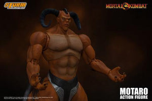 Storm Collectibles Mortal Kombat MOTARO Action Figure