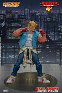 Storm Collectibles Street of Rage 4 Axel Stone Action Figure
