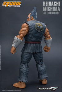 Storm Collectibles Tekken 7 Heihachi Mishima Action Figure