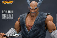 Load image into Gallery viewer, Storm Collectibles Tekken 7 Heihachi Mishima Action Figure