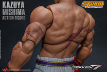 Load image into Gallery viewer, Storm Collectibles Tekken 7 Kazuya Mishima Action Figure