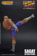 Load image into Gallery viewer, Storm Collectibles Ultra Street Fighter II SAGAT action figure
