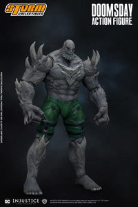 Storm Collectibles DC Comic Injustice Gods Among Us Doomsday Action Figure