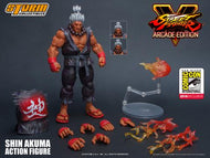 Storm Collectibles Street Fighter V Shin Akuma Action Figure(SDCC Ver.)