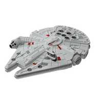 Takara Tomy Tomica TSW-08  Star Wars Millennium Falcon (The Force Awakens)
