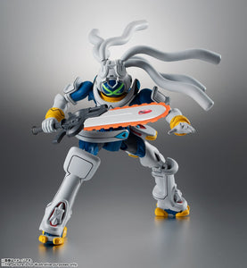 Bandai The Robot Spirits -SIDE OM- Overman King Gainer Kinggainer & Gattiko