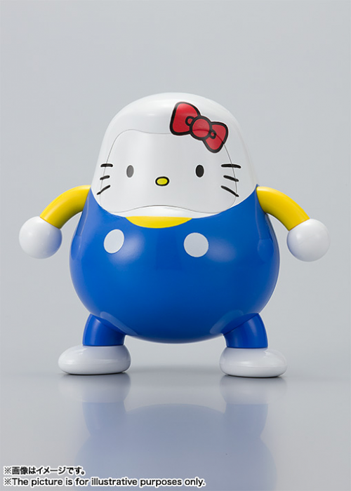 Bandai Sanrio Daruma Club Hello Kitty A