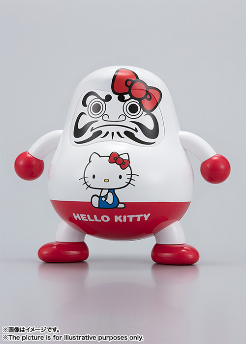 Bandai Sanrio Daruma Club Hello Kitty B