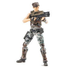 Load image into Gallery viewer, Hiya Toys Aliens Colonial Marines : Bella Clarison 1:18 Scale 4 Inch Acton Figure