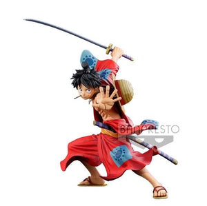 Banpresto One Piece Super Master Stars Piece The Monkey.D.Luffy Manga Dimensions (Pre-orders)