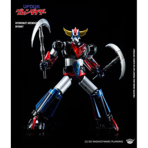King arts UFO Robot Grendizer Action Figure limited edition(With Yellow TFO)