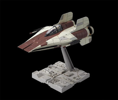 Bandai Star Wars 1/72 A-Wing Starfighter (Model Kits)