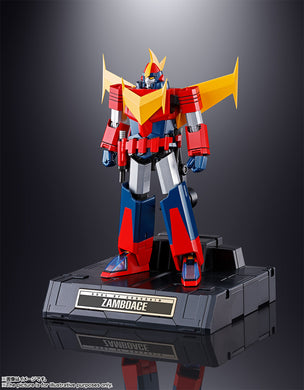 Bandai Soul of Chogokin Invincible Superman Zambot 3 GX-81 GX-81 Zambo Ace