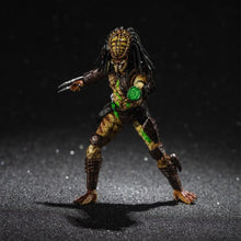 Load image into Gallery viewer, Hiya Toys Predator 2 Battle Damage City Hunter 1/18 Scale Figure