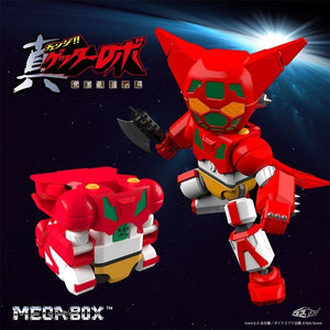 52TOYS Getter Robo Armageddon MegaBox Getter 1