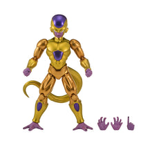 Load image into Gallery viewer, Bandai Dragon Stars Series Dragon Ball S Golden Frieza