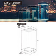 Legend Studio Master Revolving House 03 15' (Black)