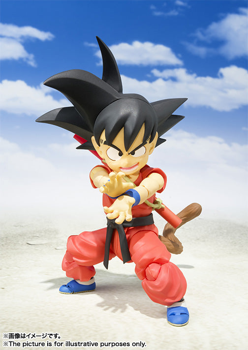 Bandai S.H.Figuarts Dragon Ball Kid Goku
