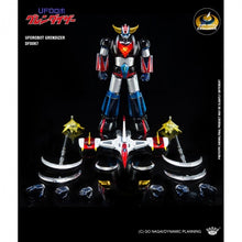 Load image into Gallery viewer, King arts UFO Robot Grendizer Action Figure limited edition(With Yellow TFO)