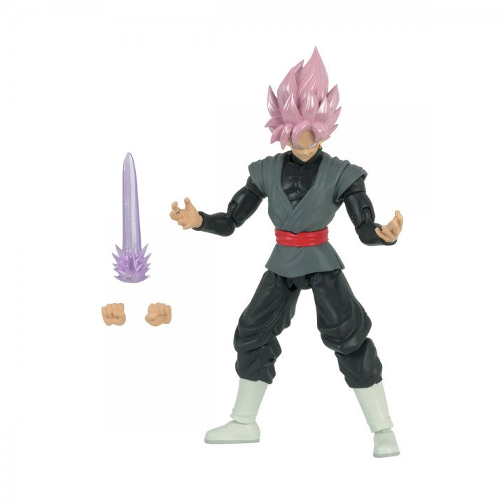 Bandai Dragon Stars Series Dragon Ball S Movie Super Saiyan Rose Goku Black