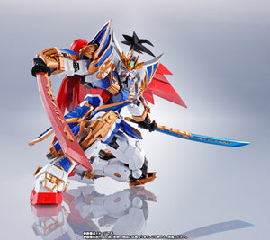 Bandai Tamashii Nations Metal Robot Spirits Liubei GUNDAM  (REAL TYPE Ver.)