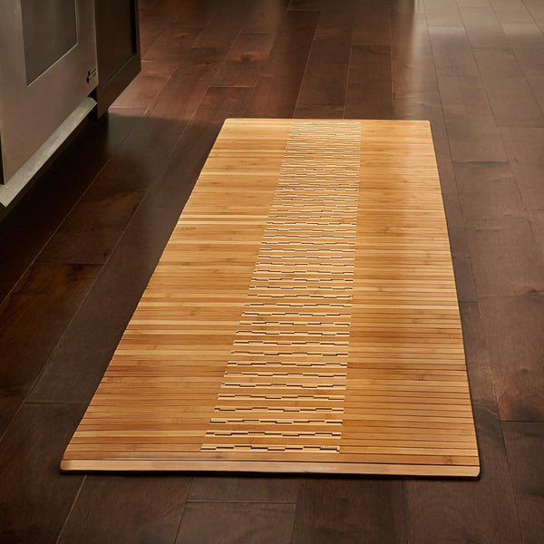 Bamboo Kitchen & Bath Mat
