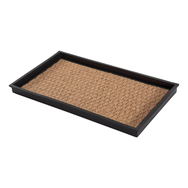 Rubber Boot Tray - Smoked Oak (001)