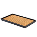 Load image into Gallery viewer, Rubber Boot Tray - Rectangle Ripple (018)