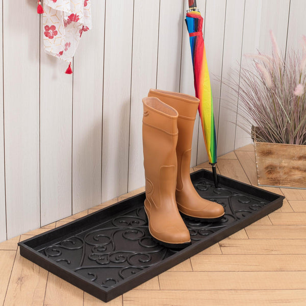 Rubber Boot Tray - Prince Albert (004)