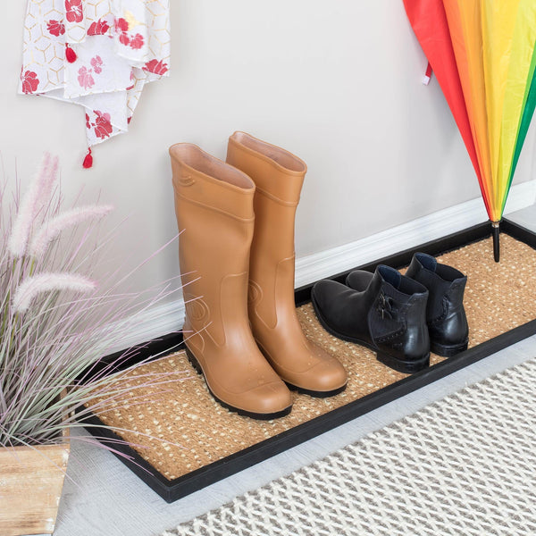Boot Tray - Tan/Ivory (002)