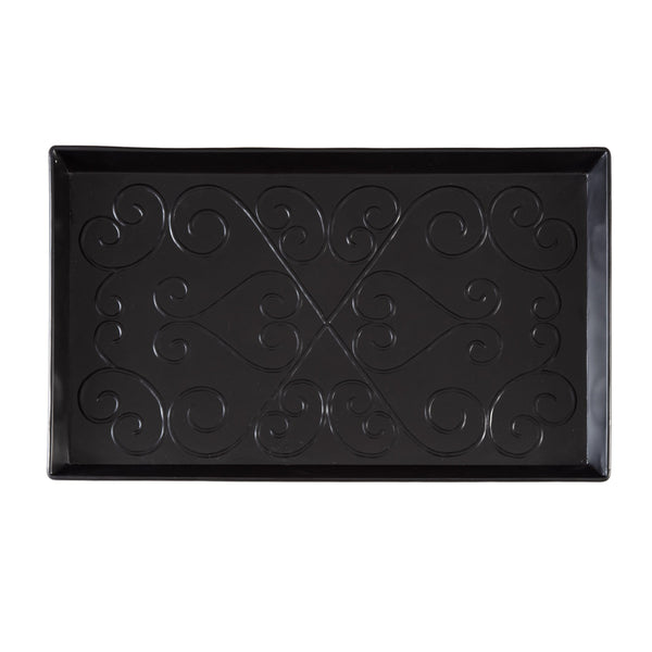 Metal Boot Tray - K.C. Whistle (010)