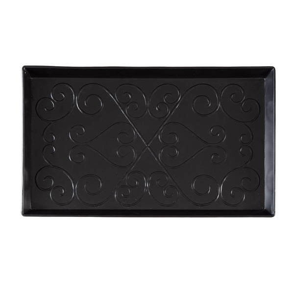 Metal Boot Tray - Irish Lion (003)