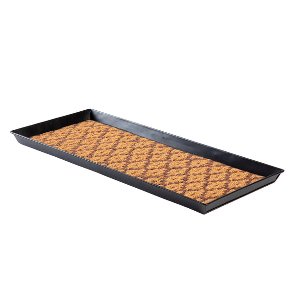 Metal Boot Tray - Prince Albert (004)