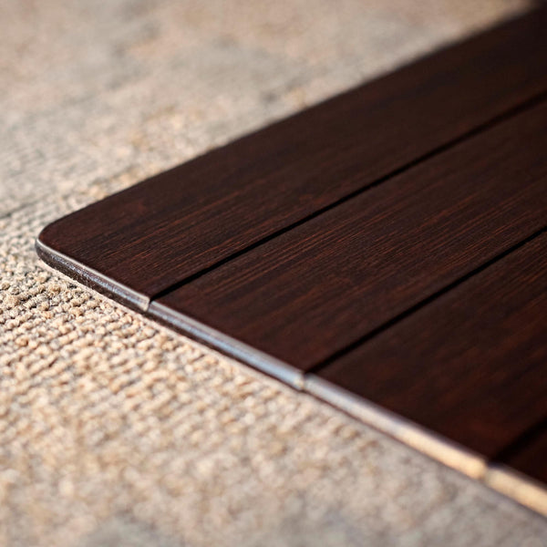 Standard Bamboo Chair Mat (No Lip)