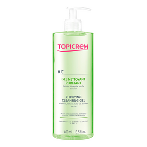 GEL LIMPIADOR PURIFICANTE- 400 ML.