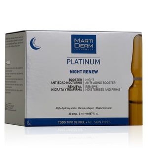 NIight Renew Caja con 30 ampolletas