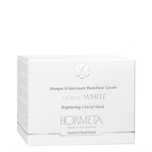 WHITE BRIGHTENING GLACIAL MASK