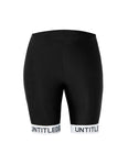 Bike Short in Black - streetwear - Untitled&Co